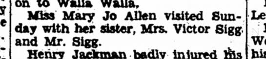 Mary Jo Allen -