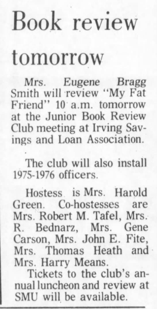Clipping from Irving Daily News - Newspapers com