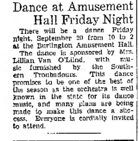 Burlington Times News 18 Sep 1933 (1935) -