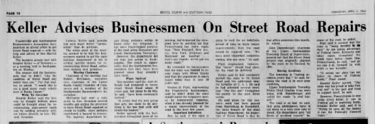 132 Businesses, April 1, 1964 -