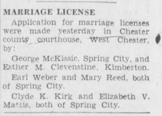 - LICENSE Application for marriage licenses were...