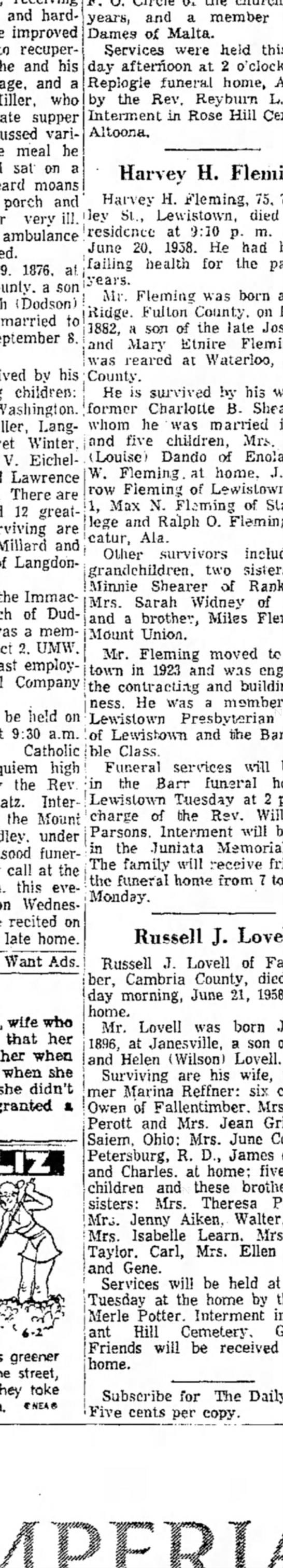 June 23, 1958 -