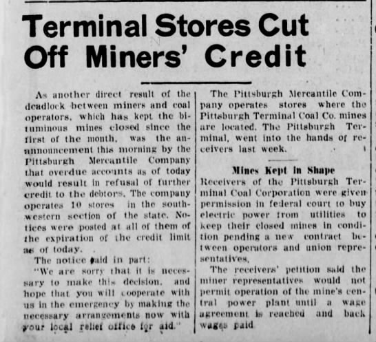 The Daily Notes (Canonsburg, PA) 24 Apr 1939, Mon, page 1 -