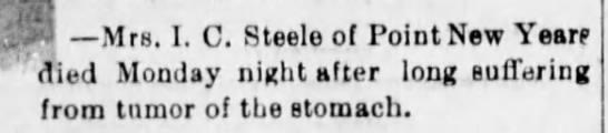 Santa Cruz Sentinel (Santa Cruz, California) 16 April 1896 Page 3 -
