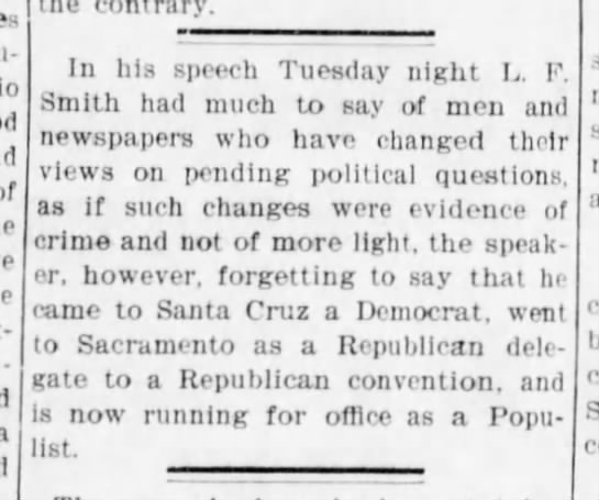 SCS 1896 Sep 24 2:2 Smith as Populist -