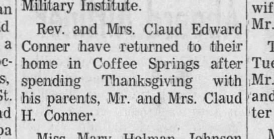 4Dec1963 Troy Messenger- Troy, AL - Newspapers com