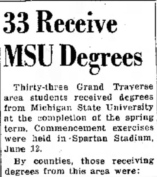 Traverse City Record-Eagle, 24 June 1966, Page 23 -