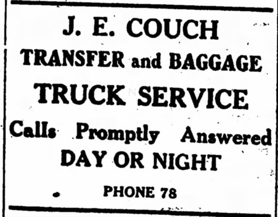Couch Ad  4-18-19  5/2 -