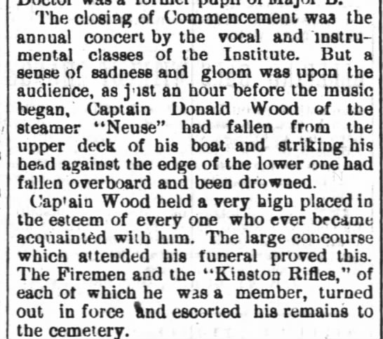 Lenoir Co., News