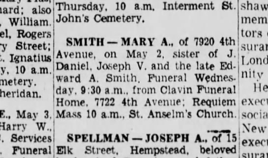 M_A_Smith_obit 2 May 1953 -