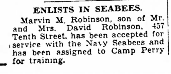 Navy Enlistment -