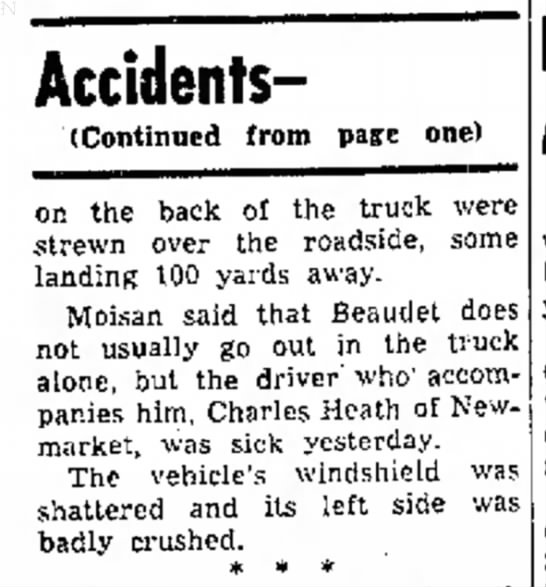 Accident (2 of 2) -