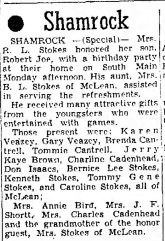 Pampa Daily News 27 June 1948