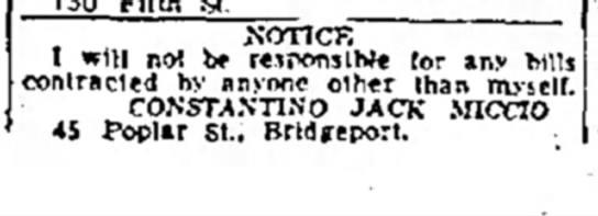 The Bridgeport Post 23 May 1960, Monday -
