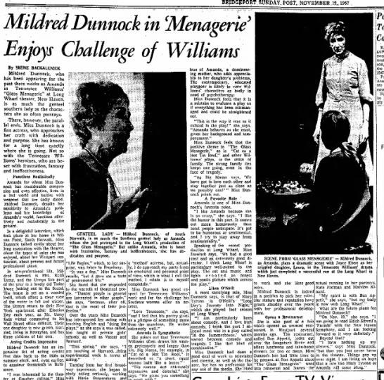 Mildred Dunnock -