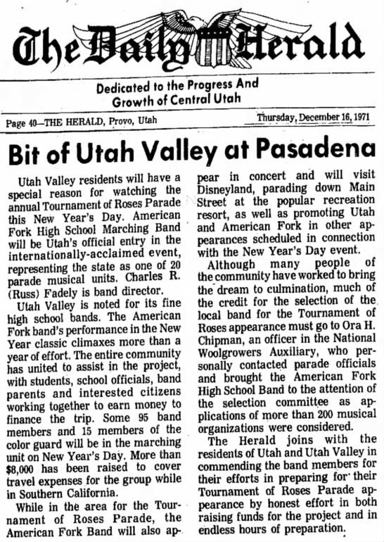 Daily Herald 12/16/71 -