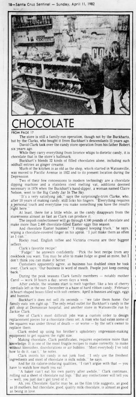 David Clark 11 Apr 1982 pg 21 -