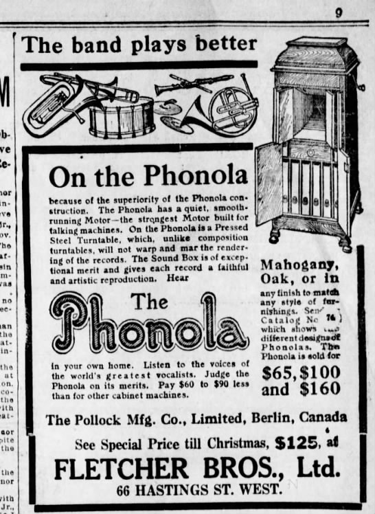 Phonola - 9 in Jr., The affidavit was t no the lat in the...