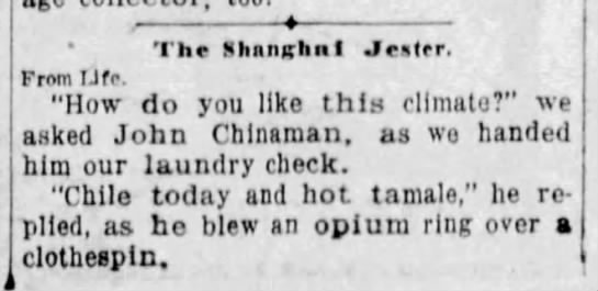 """""""Chile Today, Hot Tamale"""" (1926). -"""