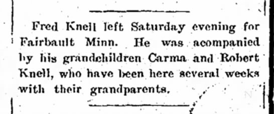 Perry Daily Chief (Perry, Iowa) 13 June 1909 page 4 -