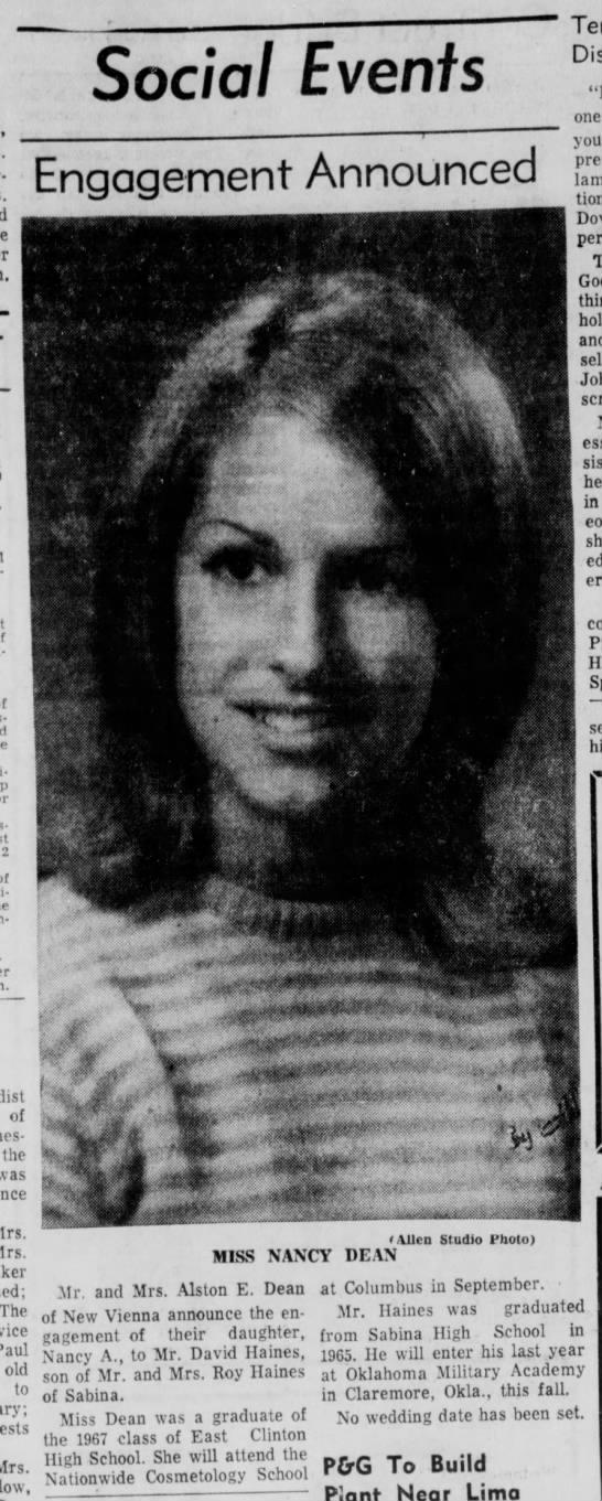 Nancy Dean -