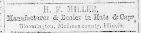 Henry miller 1838?? -