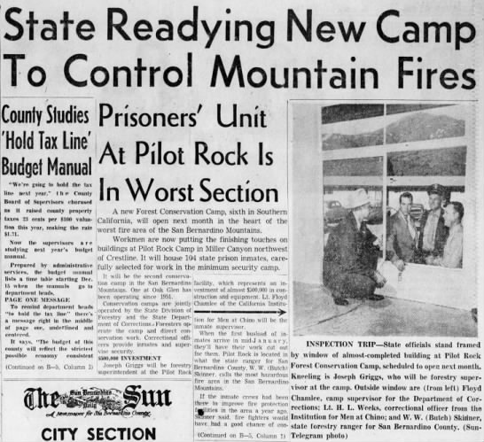 1959-12-12 State Readying New Camp (Pilot Rock) -
