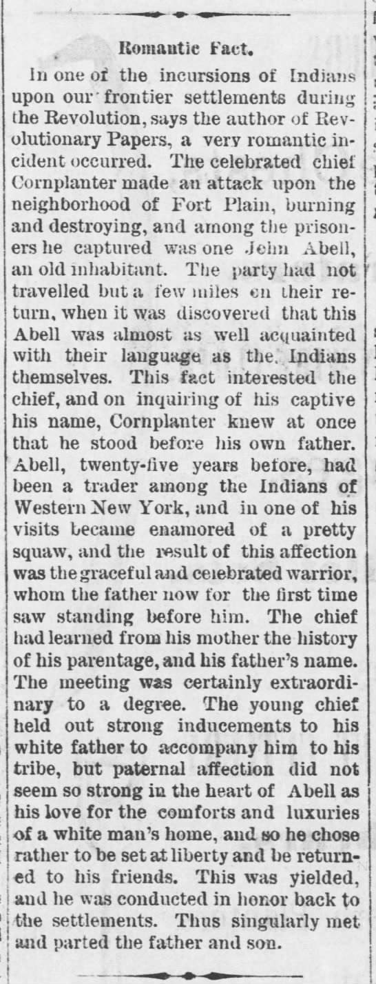 An Indian Tale 5-1-1879 -