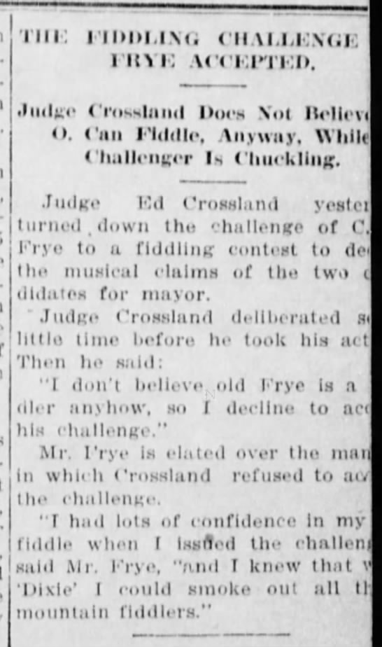 Morning Tulsa Daily World March 3, 1912 -