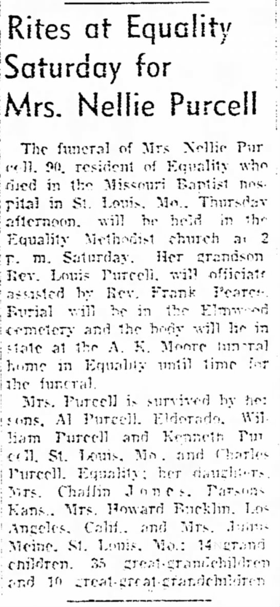 The Daily Register, Harrisburg, Il 21 Mar 1958 page 10 -