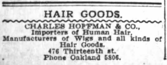 Charles Hoffman & Co. -