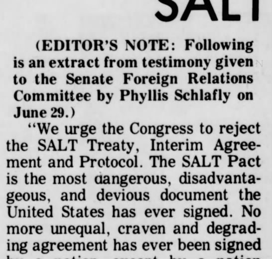 Phyllis Goes To Capitol Hill In 101 Newspapers