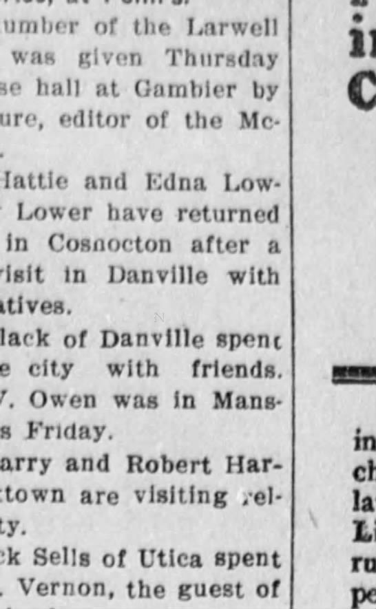 Danville lowers -