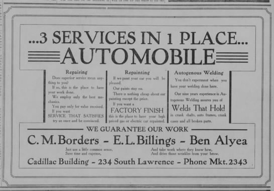 1915.10.04 Beacon Alyea Ad -