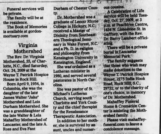 Clipping From The Gaffney Ledger Newspapers Com