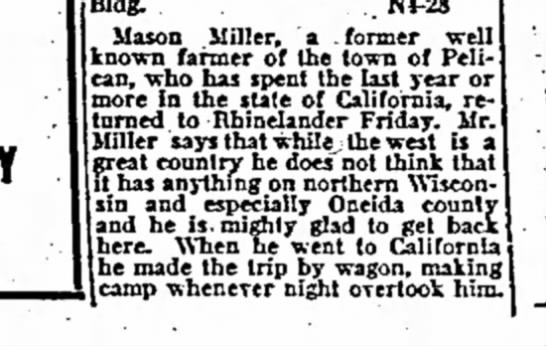 Mason Miller -