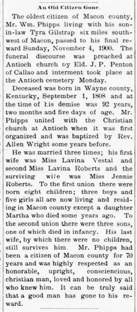 Phipps macon citizen (macon,mo.) 9 nov 1900 fri page 6 -