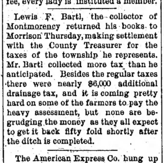 22march1894_lewBartl tax collector -