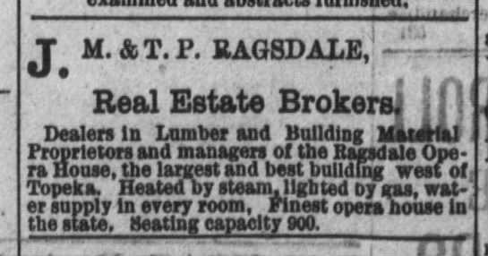 1886-8-13-Ragsdale Bros in 8-1886 -