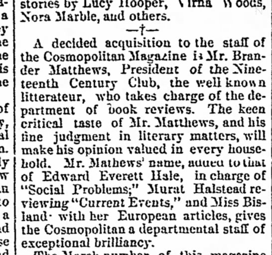 The News (Frederick, MD), 2/18/1891, p. 4 -