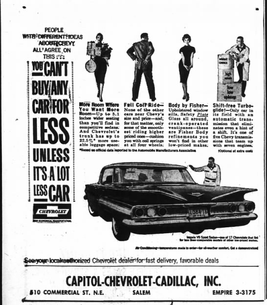 Capitol Chev 1960 Newspapers Com