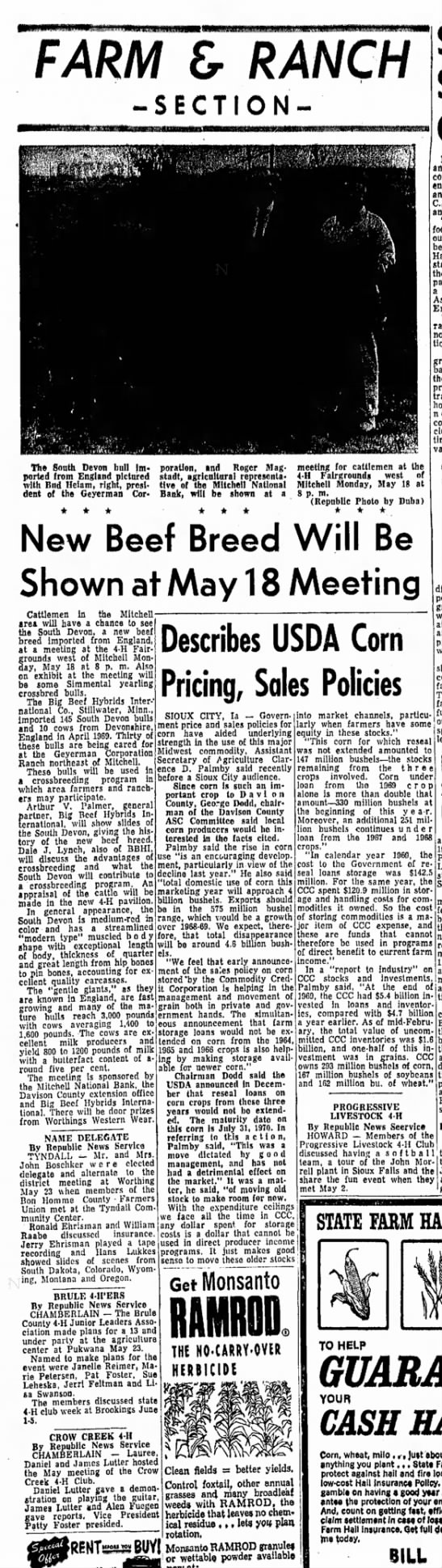 The Daily Republic 15 Nat 1970 -