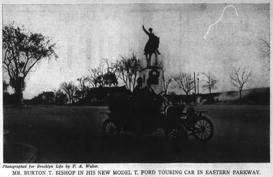 New Model T Ford -
