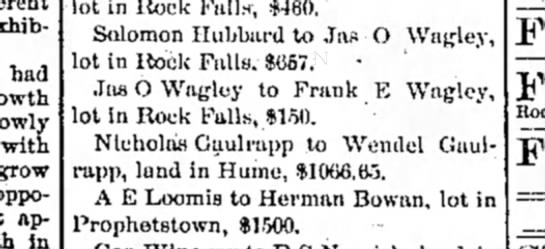 7aug1890_nickG to wendel G land sale -