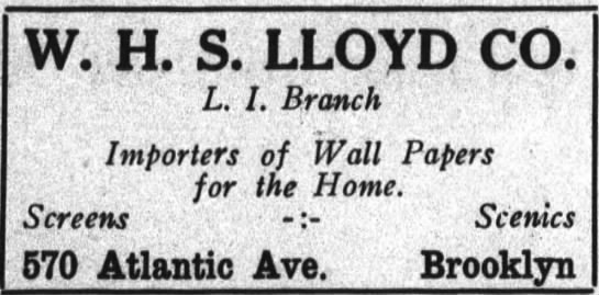 Clipping from Brooklyn Life and Activities of Long Island