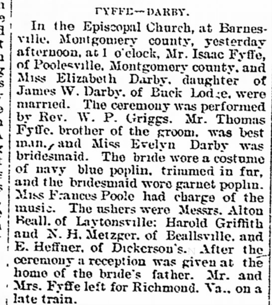 Frederick, Maryland