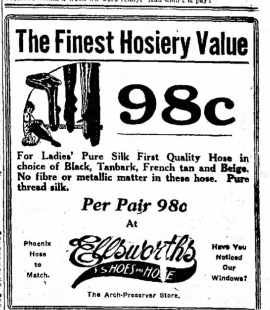 9 30 1924 sample advertisement Hutchinson News  -