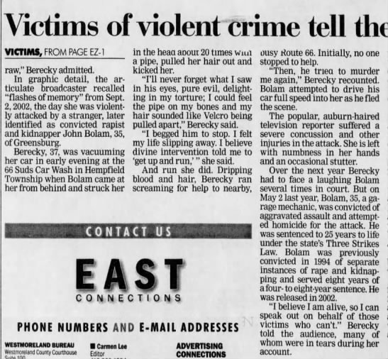 """Bolam #2 - Victims of VICTIMS, FROM PAGE EZ-1 raw,""""..."""