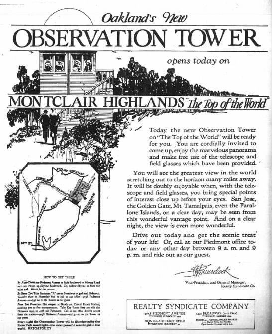 Observation Tower -