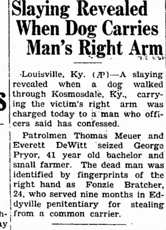 Carroll Daily Herald 7 Jan 1935.   -